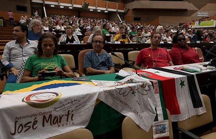 cuba, solidaridad con cuba, primero de mayo, ctc