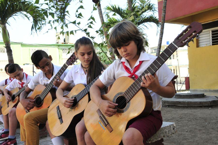 sancti spiritus, enseñanza artisitica, escuela de musica, escuela de arte ernesto lecuona
