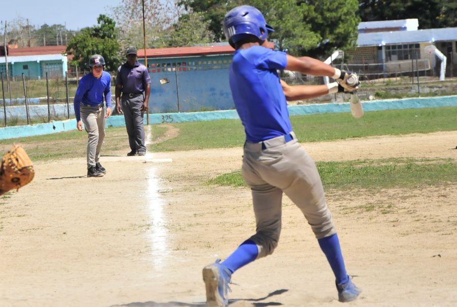 sancti spiritus, beisbol sub 15