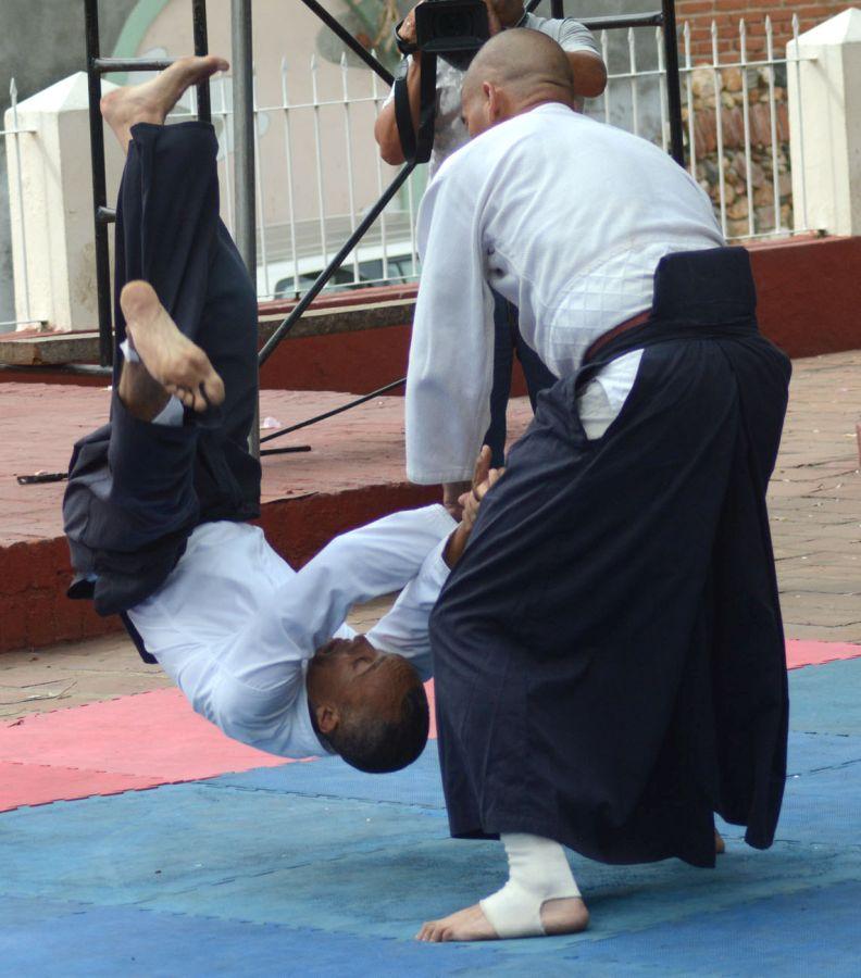 sancti spiritus, japon, cuba, jornada de la cultura japonesa, artes marciales, casa de la guayabera