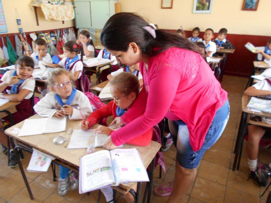 sancti spiritus, escuelas pedagogicas, educacion