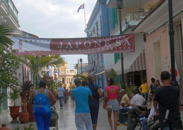 Cuba, Japón, cultura, Sancti Spíritus