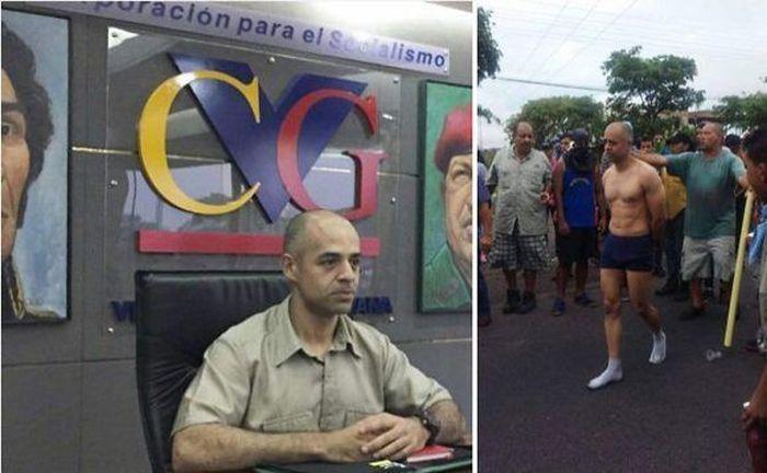 venezuela, oposicion venezolana,  violencia