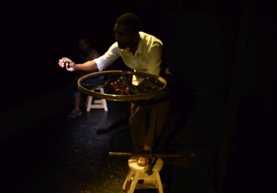 Teatro, Cabotín, Sancti Spíritus, Cuba