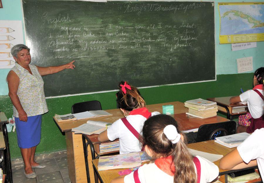 sancti spiritus, educacion, idioma ingles