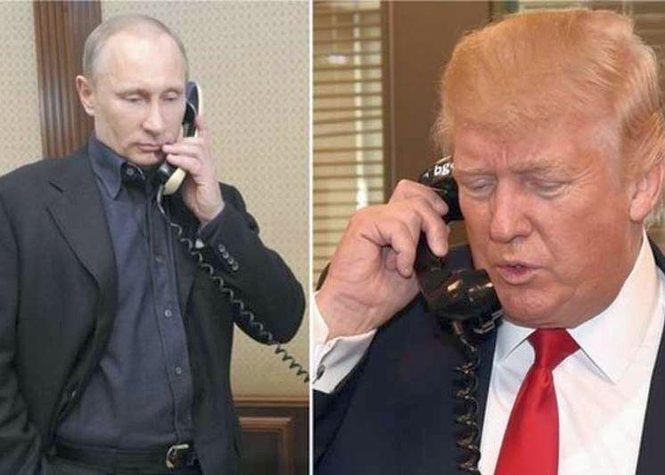 Putin, Trump, Rusia, EE.UU., Siria, Corea