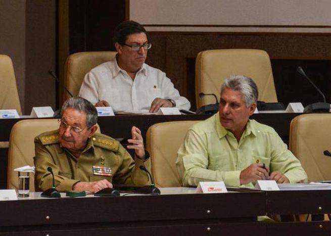 cuba, asamblea nacional del poder popular, parlamento cubano, VV congreso del partido comunista de cuba, pcc, raul castro