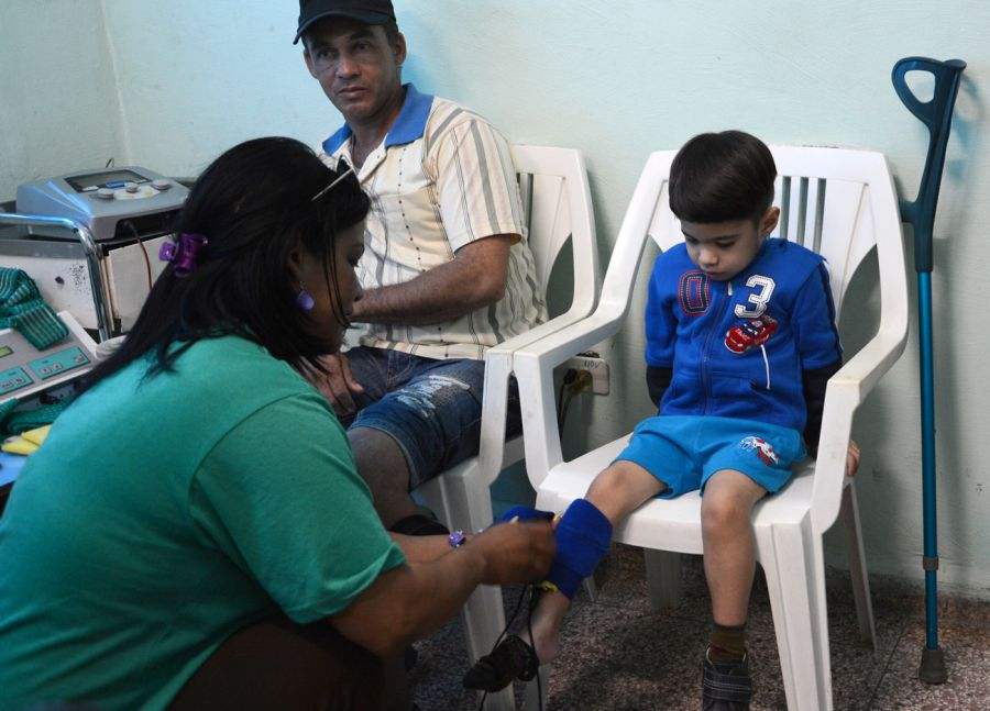 sancti spiritus, hospital de rehabilitacion doctor faustino perez, salud publica