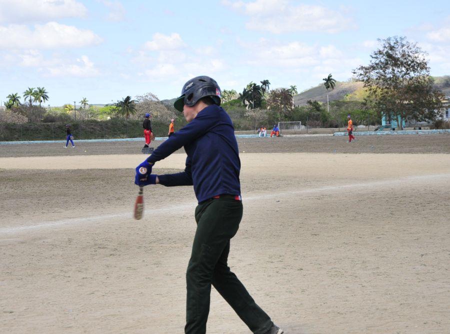 sancti spiritus, beisbol sub-15