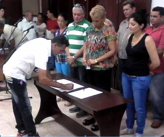 Elecciones, Cuba, Comisiones Electorales, Yaguajay, Sancti Spíritus