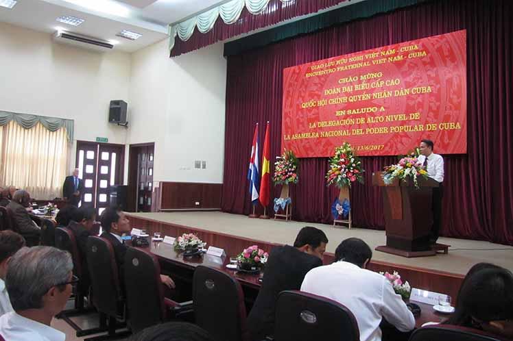 cuba, vietnam, parlamento cubano, esteban lazo, asamblea nacional del poder popular