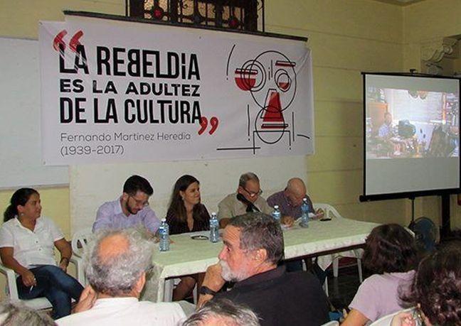 cuba, fernando martinez heredia, ciencias sociales, union nacional de historiadores de cuba