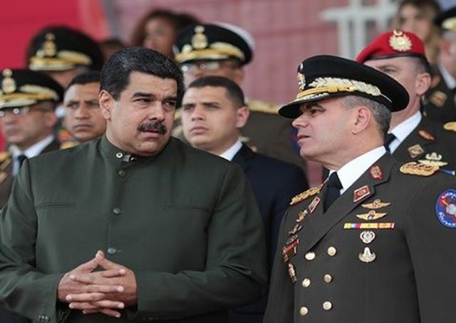 Venezuela, FANB, Nicolas Maduro