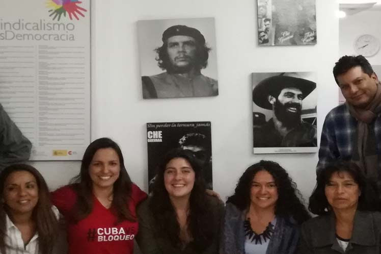 OCLAE, Fidel Castro, Che Guevara, Festival Juventud estudiantes
