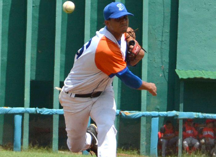 sancti spiritus, gallos snb 57, serie nacional de beisbol