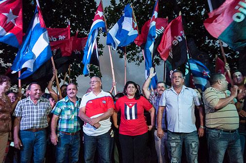 Pinar del Río, 26 de Julio, Rebeldía Nacional