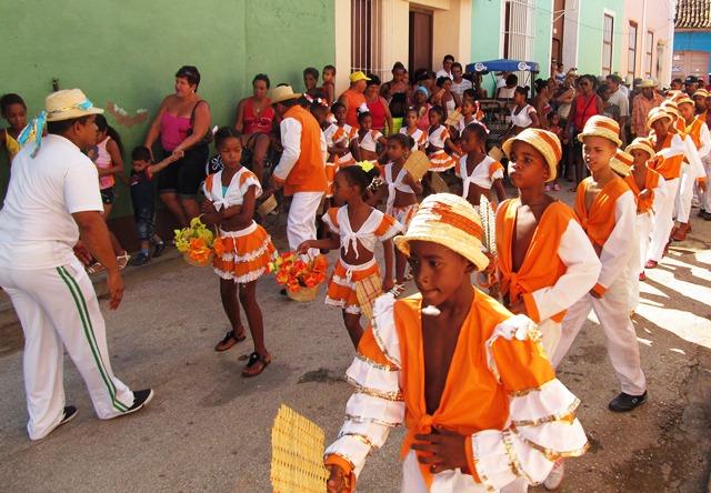 sancti spiritus, trinidad, san juan trinitario, carnavales