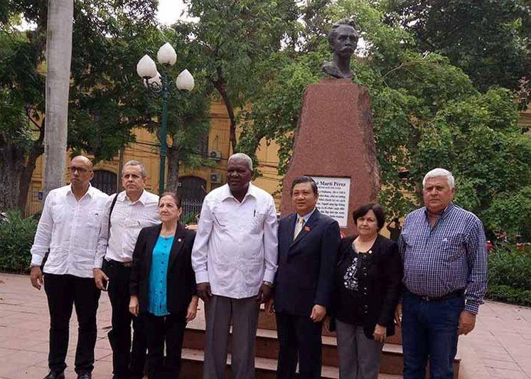 cuba, vietnam, esteban lazo, parlamento cubano, asamblea nacional del poder popular