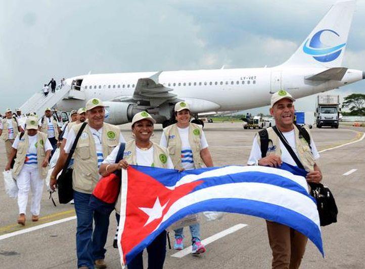 Cuba, Perú, brigada médica, contingente Henry Reeve, salud