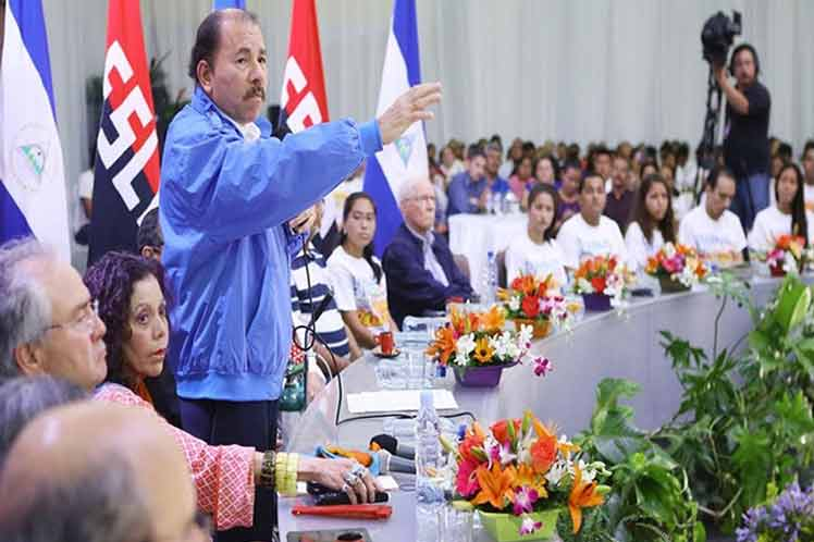 Nicaragua, sandinistas, Cuba, Venezuela