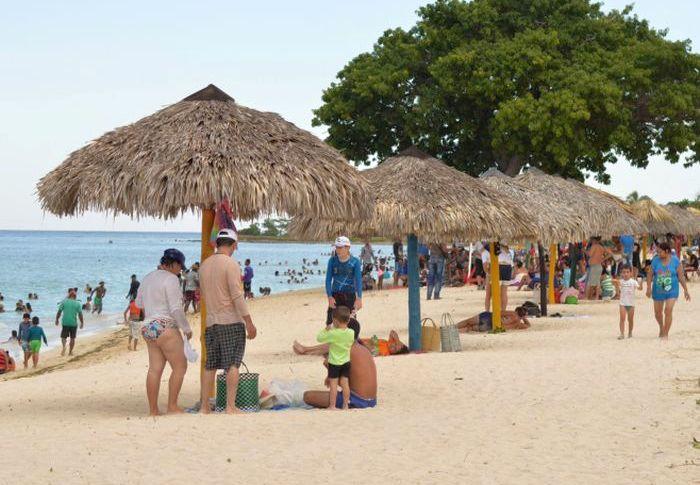 sancti spiritus, etapa estival, verano, playa ancon, trinidad