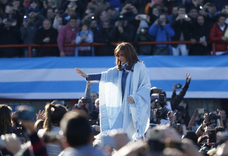 argentina, cristina fernandez, frente unidad ciudadana