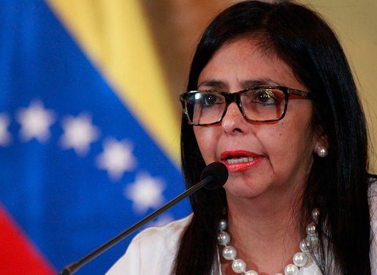 venezuela, oea, delcy rodriguez, derecha venezolana, oposicion venezolana