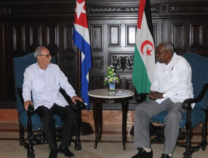 cuba, republica arabe saharaui democratica, esteban lazo