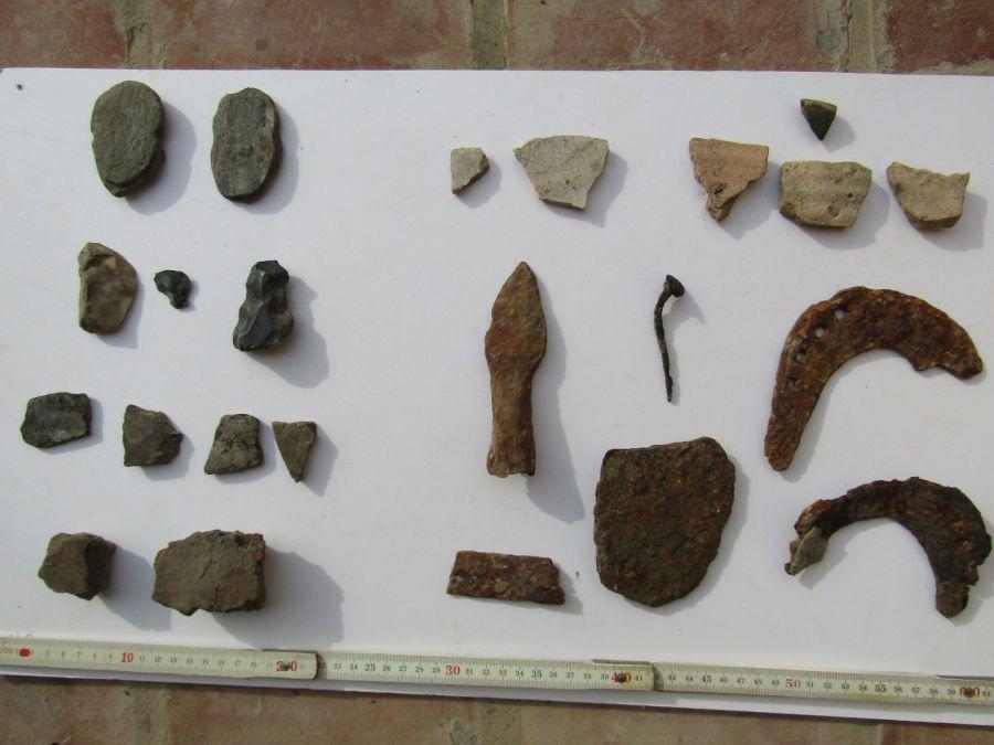 sancti spiritus, presa zaza, hallazgo arqueologico, patrimonio, aborigenes