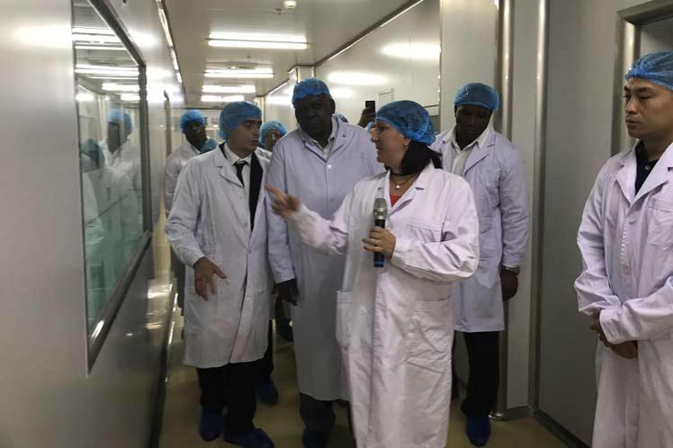 cuba, china, esteban lazo, biotecnologia, parlamento cubano