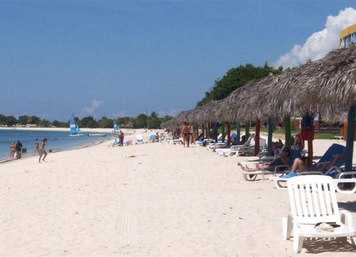 Planificación física, playas, Sancti Spíritus, ilegalidades