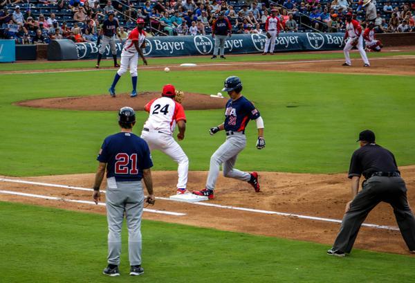 Béisbol, Cuba, Estados Unidos, tope bilateral