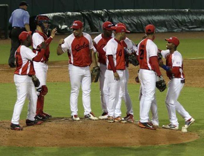 Cuba, Estados Unidos, béisbol, tope amistoso