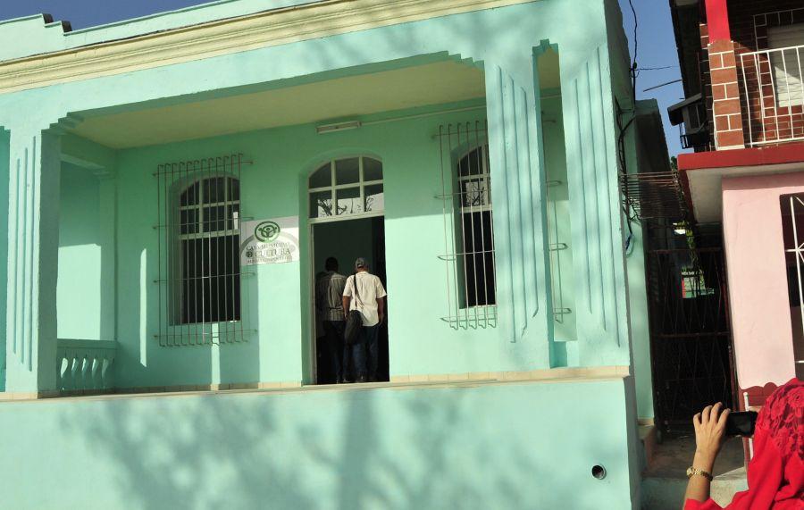 sancti spiritus, casa cultura, taguasco, cultura