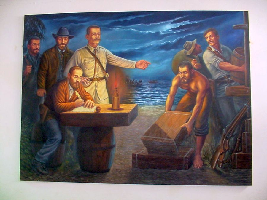 sancti spiritus, pintura, serafin sanchez, taguasco