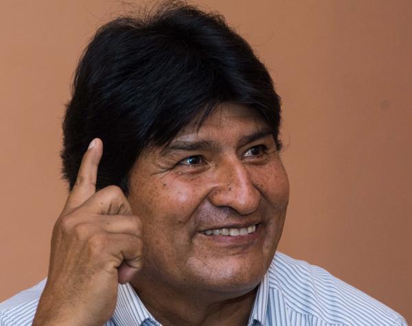 Evo Morales, Bolivia, Nicaragua, Cuba, Argentina, Mercosur