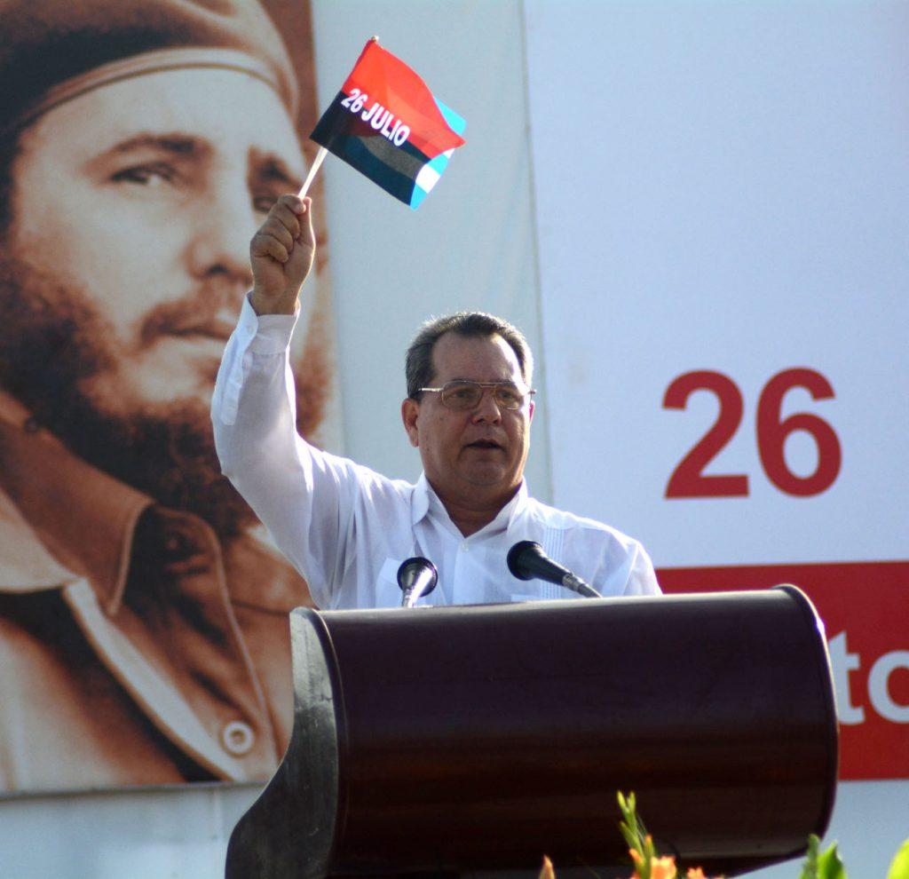 La Sierpe, 26 de Julio, José Ramón Monteagudo, Sancti Spíritus