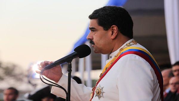 Nicolás Maduro, Venezuela, constituyente, CIA, méxico, Colombia, EE.UU.