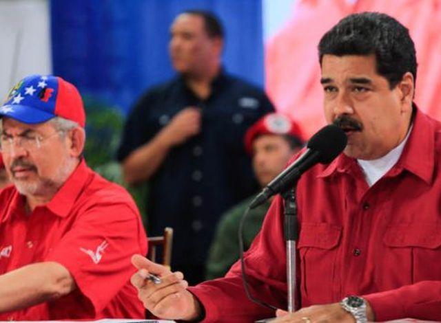 Venezuela, estados Unidos, Nicolás Maduro, Constituyente, paz