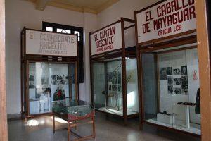 jóvenes, museo LCB, lucha contra bandidos, Sancti Spíritus, Trinidad