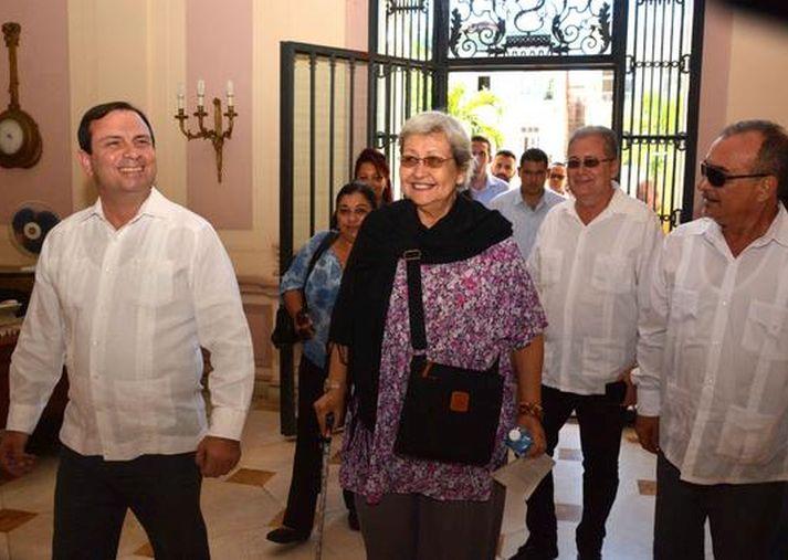 ICAP, ONU, experta, Cuba, derechos humanos