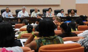 Parlamento, Cuba, Asamblea Nacional, Díaz Canel