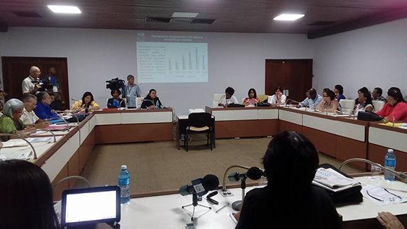 Parlamento, Cuba, Asamblea nacional, comisiones, drogas