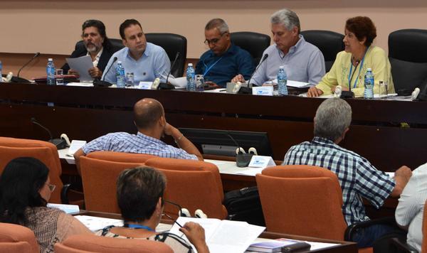 Parlamento, Cuba, Díaz Canel, Asamblea Nacional, Poder Popular