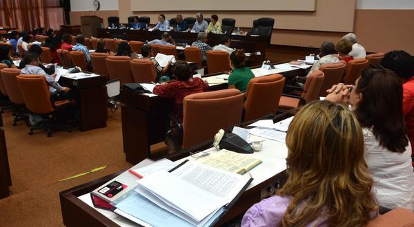 Radio, televisión, parlamento, Asamblea nacional, comisiones
