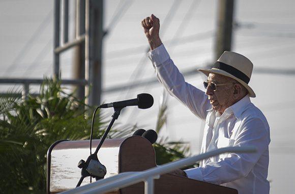 26 de Julio, Moncada, Reledía Nacional, Cuba