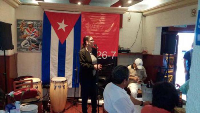 Cuba, 26 de julio, México