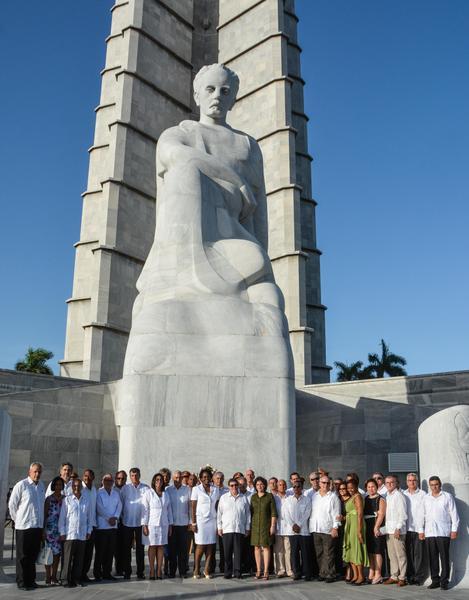 Cuba, MINREX, embajadores, José Martí