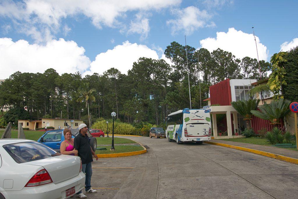 Topesd e Collantes, Trinidad, turismo, naturaleza, hoteles