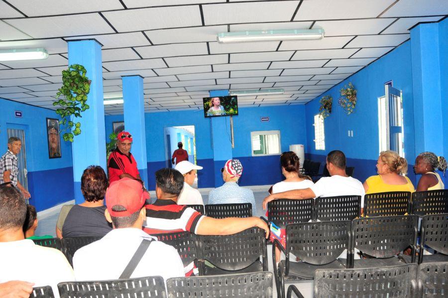 sancti spiritus, reanimacion de comunidades, lagos de mayajigua, mayajigua, poder popular, delegados, terminal de omnibus